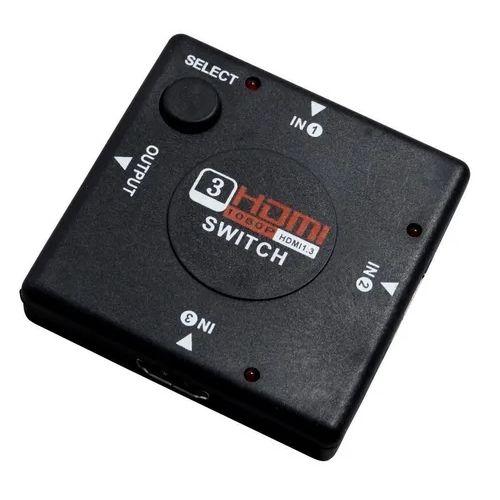 SWITCH HDMI 3 PORTAS - P