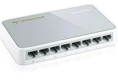 SN - SWITCH 8 P 10/100 D-LINK
