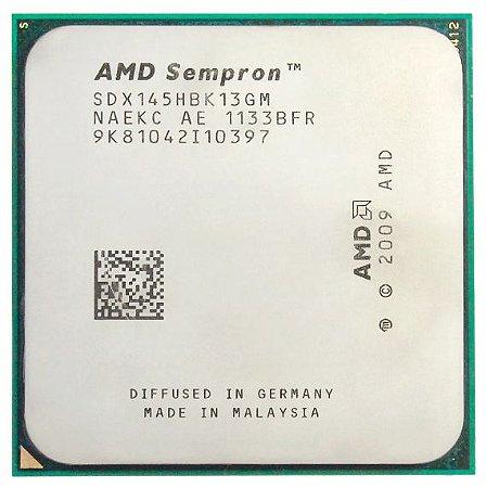 SN - PROCESSADOR AM2 AMD SENPRON 145 2.80GHZ