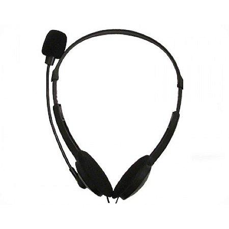 FONE C/ MICROFONE STEREO HEADPHONE
