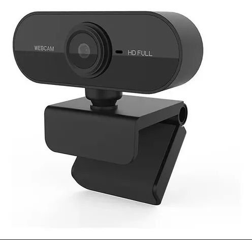 WEBCAM 1080P FULL HD PC CAMERA