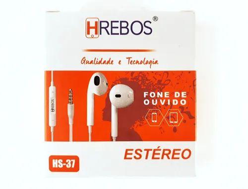 FONE DE OUVIDO TIPO C HS217 HREBOS