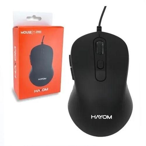 MOUSE USB BASICO OFFICE MU2900 HAYOM