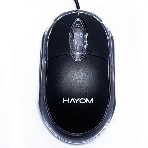 MOUSE USB BASICO OFFICE MU2914 HAYOM