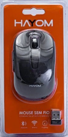 MOUSE WIRELESS/BLUETOOTH MU2916 HAYOM