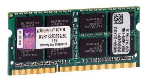 MEMORIA NOTE DDR3 8GB PC3L KINGSTON - P