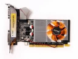 SN - PLACA VGA DDR3 1GB 128BITS GT 610 ZOTAC