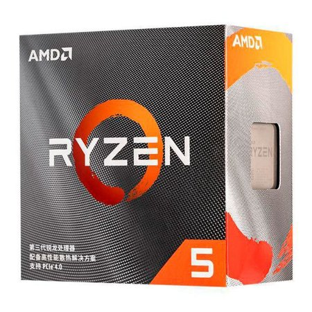 PROC AMD RYZEN R5-3500X 3.6GHZ AM4 35MB CACHE