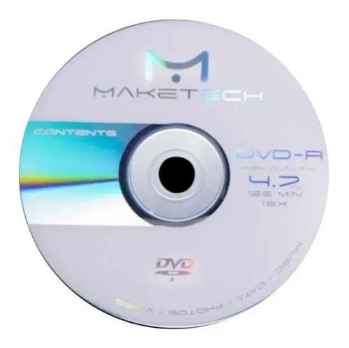 DVD-R MAKETECH 4.7GB