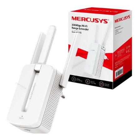 EXTENSOR MW300RE WIRELESS 300MBPS MERCUSYS