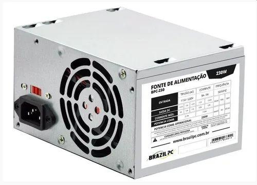 FONTE ATX 230W BRAZIL PC