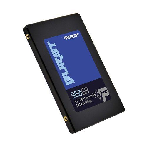 SSD 960GB PATRIOT BURST