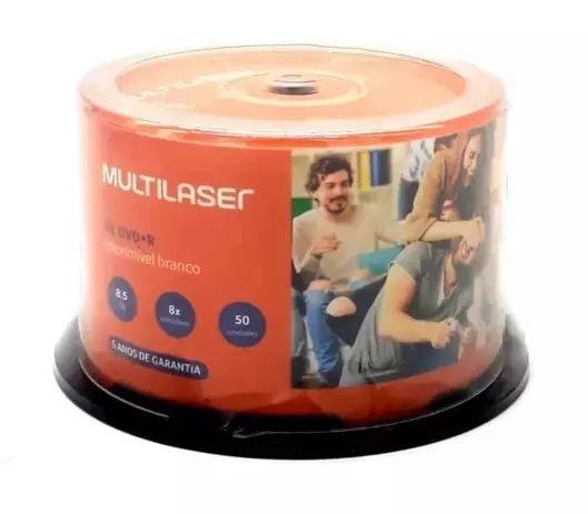 DVD 8.5GB MULTILASER