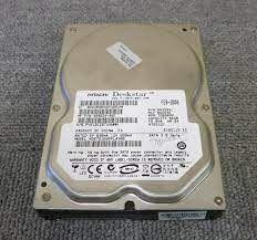 SN - HD 80 GB SATA HITACHI