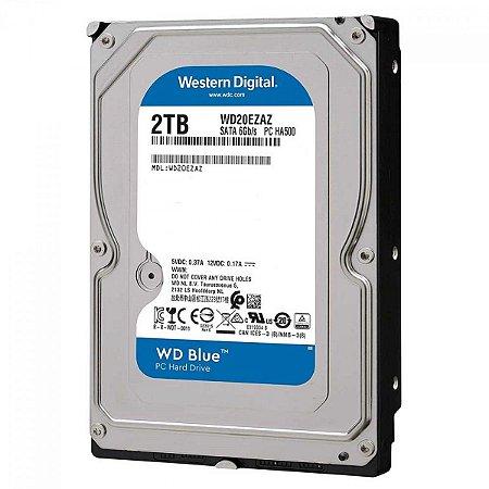 HD 2TB SATA 6GB/S WESTERN DIGITAL