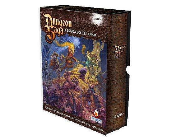 Dungeon Saga - A Busca do Rei Anão