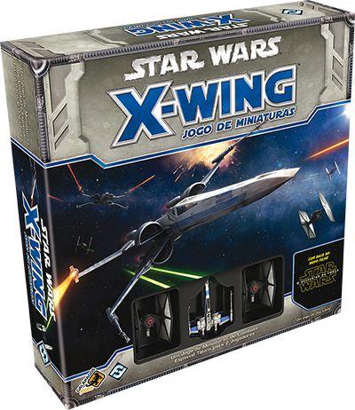 Star Wars X-Wing Despertar da Força
