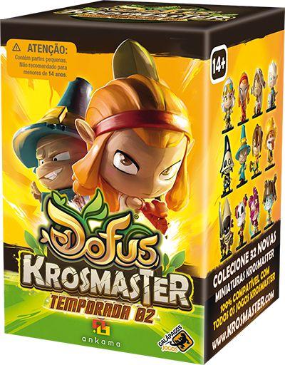 Krosmaster Arena - Miniatura Surpresa, Temporada 02