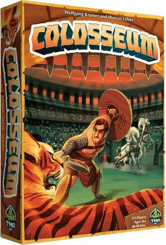 Pré-Venda - Colosseum Emperors Edition