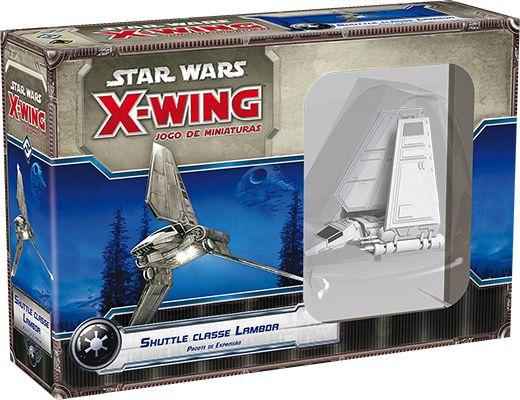 Shuttle Classe Lambda - Expansão, Star Wars X-Wing