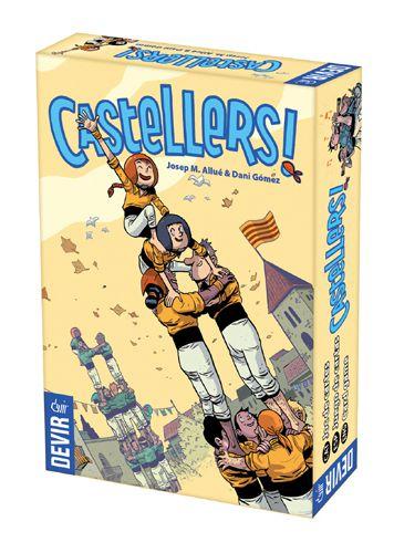 Pré-Venda - Castellers