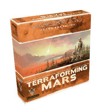 Pré-Venda - Terraforming Mars