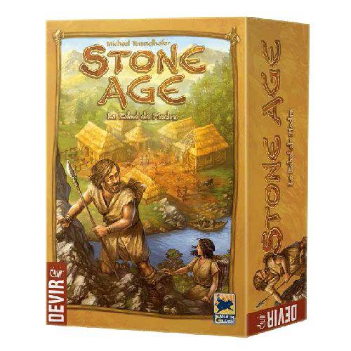 Pré-Venda - Stone Age
