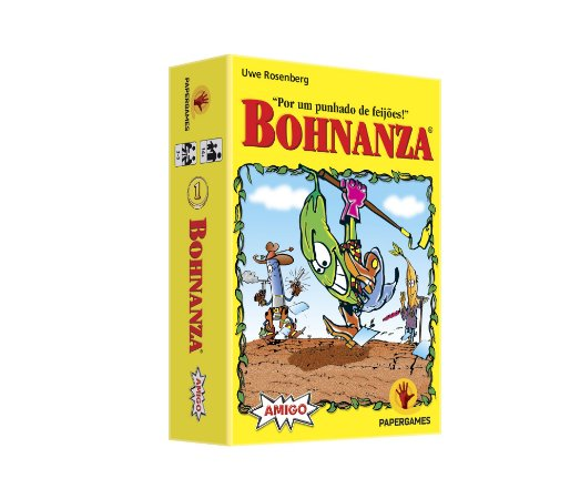 "Bohnanza + Promo ""Feijão Curinga"""
