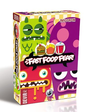 Pré-Venda - Fast Food Fear