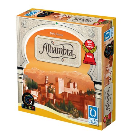 Pré-Venda - Alhambra + PROMO