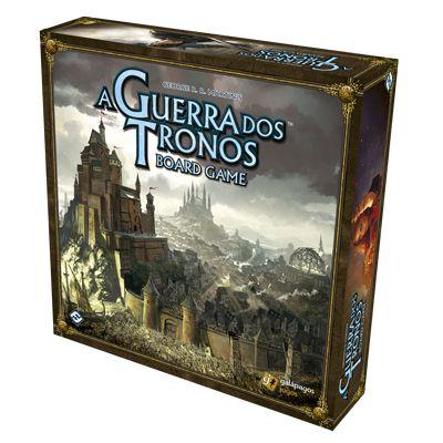 A Guerra dos Tronos: Board Game (Game of Thrones - 2ª Edição)