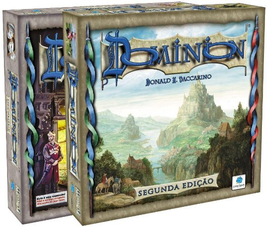 Pré-Venda - Combo Dominion (2ª Edição)