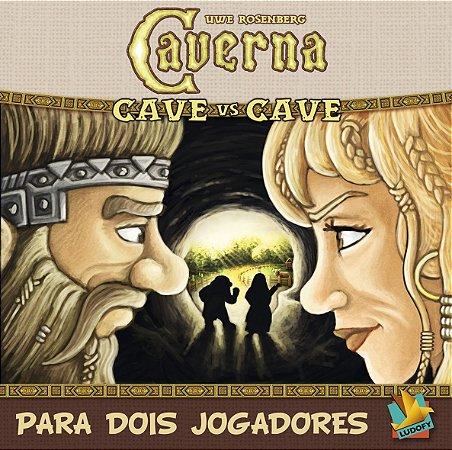 Pré-Venda - Caverna: Cave vs Cave