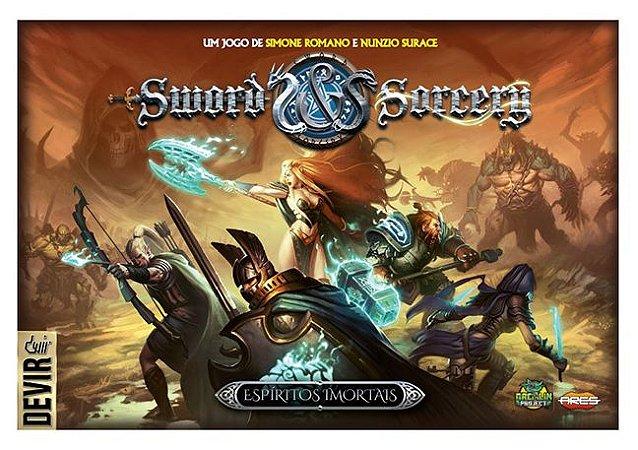 Pré-Venda - Sword & Sorcery