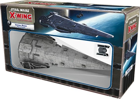 Imperial Raider - Expansão - Star Wars X-Wing