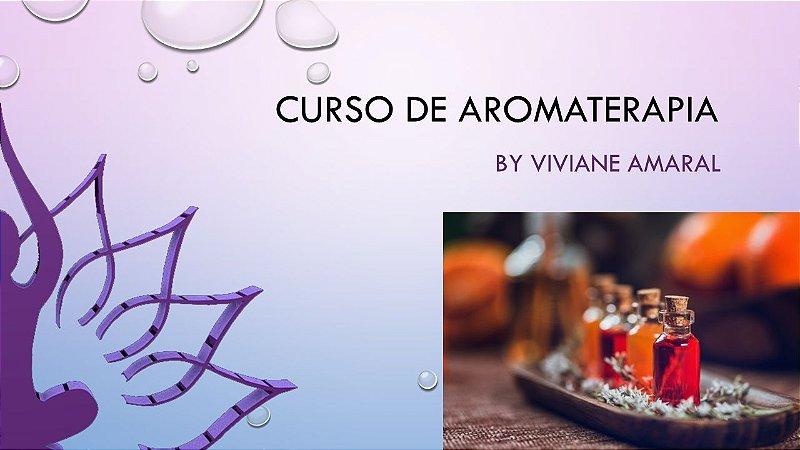 Curso Completo de Aromaterapia