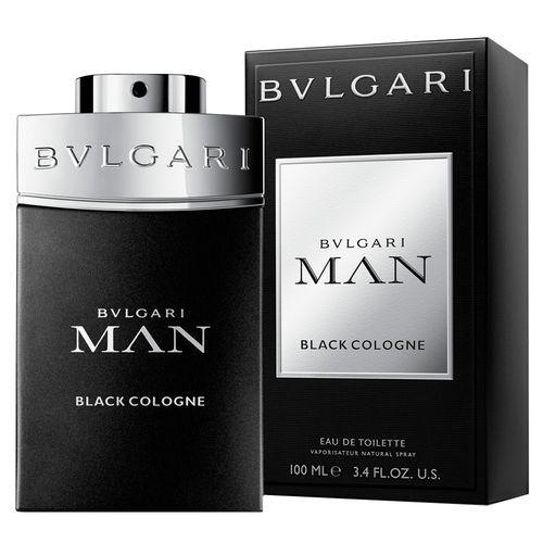 8d7ad126a590d Bvlgari Man in Black Cologne - Perfume Masculino - Eau de Toilette ...