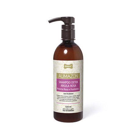 Shampoo DETOX Pimenta Rosa Perigot