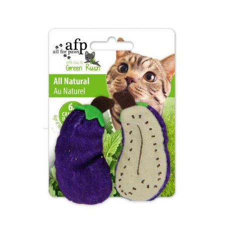Brinquedo Catnip All Natural Beringela Afp