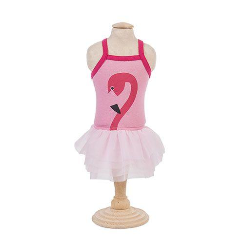 Vestido Flamingo Woof Classic