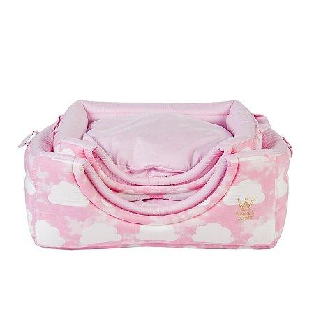 Cama Flex Nuvem rosa Woof Classic