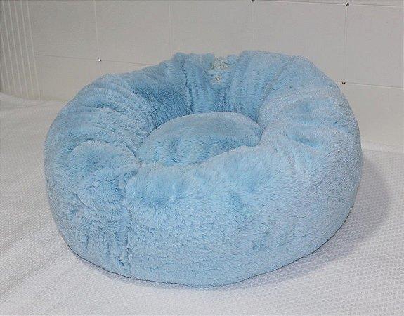 Cama Donuts Azul bebê Maristela Moda Pet