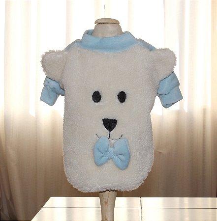 Suéter Dog Ovelhinha Azul