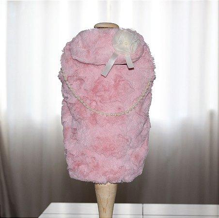 Capa Elegance Rosê