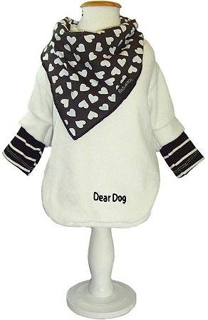 Agasalho Love Dear Dog
