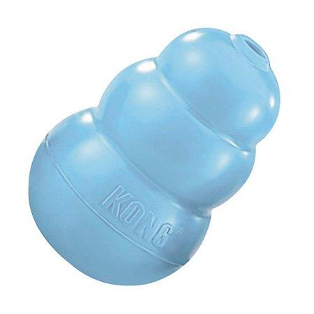 Brinquedo Interativo Kong Puppy  - Azul