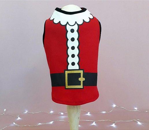 T-shirt Natal Papai Noel