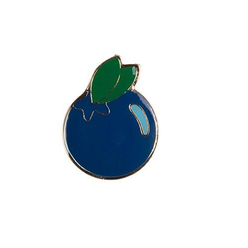 Pingente de Identificação Woof Classic Blueberry PicNic