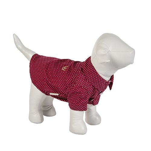 Camisa Poá Woof Classic Vermelha