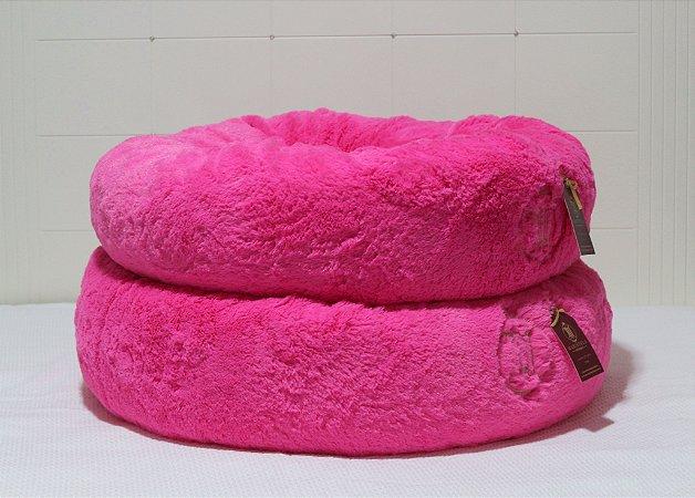 Cama Donuts Pink Maristela Moda Pet